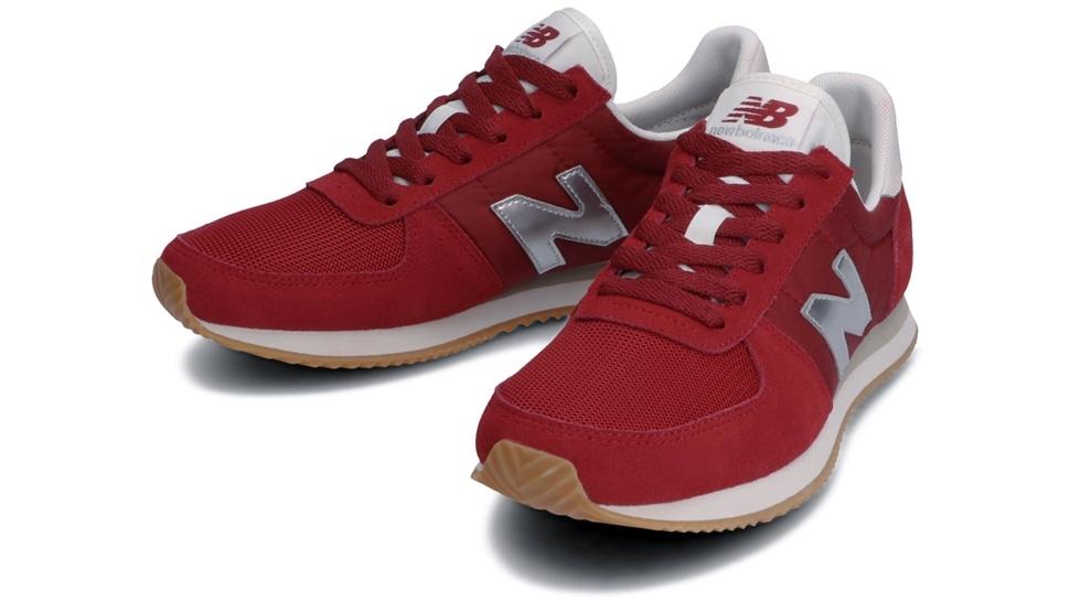 (NB公式アウトレット)【30%OFF】 ウイメンズ WL220 JR2 (レッド) スニーカー シューズ 靴 ニューバランス newbalance セール