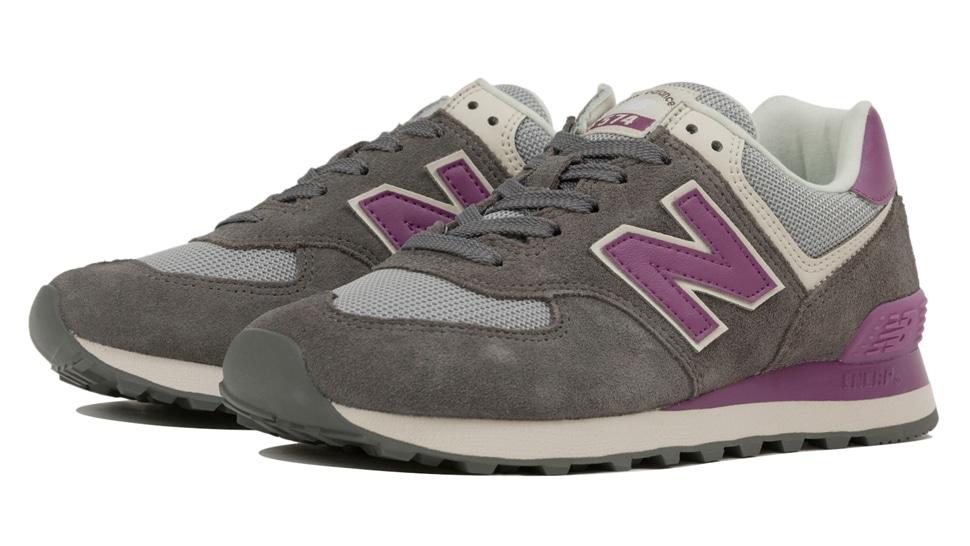 (NB公式アウトレット)【50%OFF】 ウイメンズ WL574 LDB (グレー) スニーカー シューズ 靴 ニューバランス newbalance セール