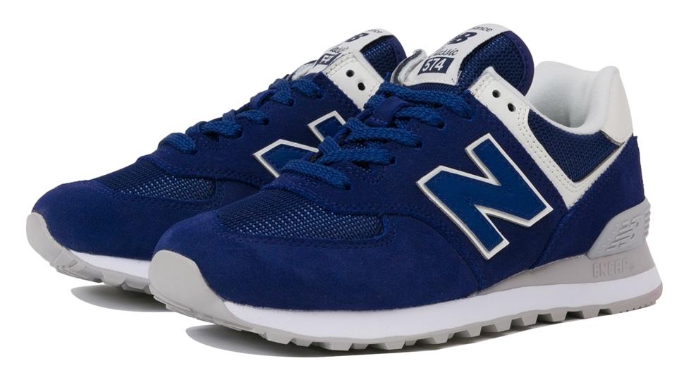 (NB公式アウトレット)【50%OFF】 ウイメンズ WL574 WEA (ブルー) スニーカー シューズ 靴 ニューバランス newbalance セール