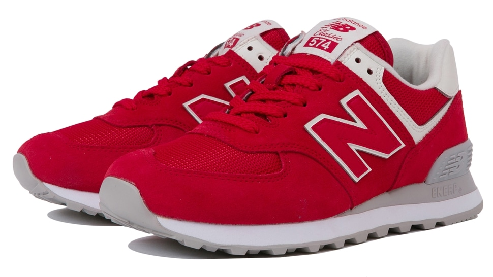 (NB公式アウトレット)【50%OFF】 ウイメンズ WL574 WEC (レッド) スニーカー シューズ 靴 ニューバランス newbalance セール