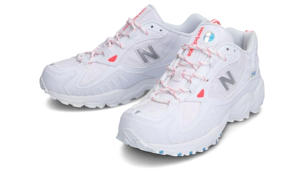 (NB公式アウトレット)【30%OFF】 ウイメンズ WL703 BC (ホワイト) スニーカー シューズ 靴 ニューバランス newbalance セール