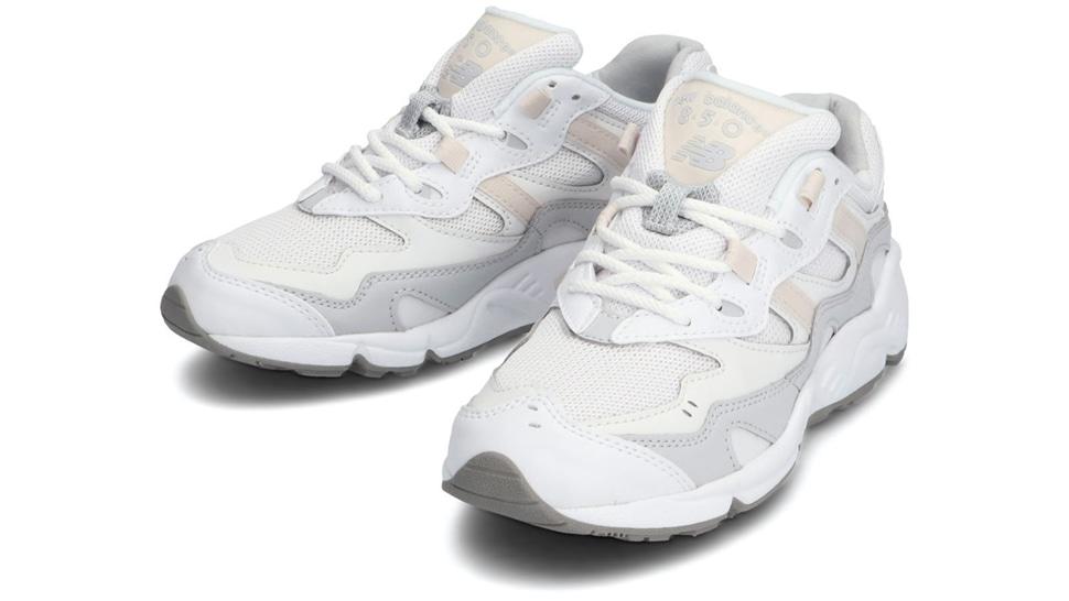 (NB公式アウトレット)【30%OFF】 ウイメンズ WL850 CNB (グレー) スニーカー シューズ 靴 ニューバランス newbalance セール