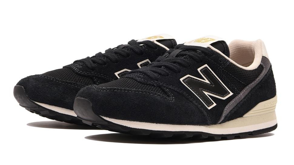 (NB公式アウトレット)【30%OFF】 ウイメンズ WL996 VHB (SMOKY BLACK) スニーカー シューズ 靴 ニューバランス newbalance セール