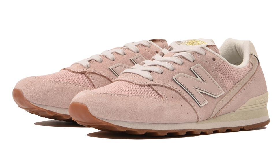 (NB公式アウトレット)【30%OFF】 ウイメンズ WL996 VHD (ピンク) スニーカー シューズ 靴 ニューバランス newbalance セール