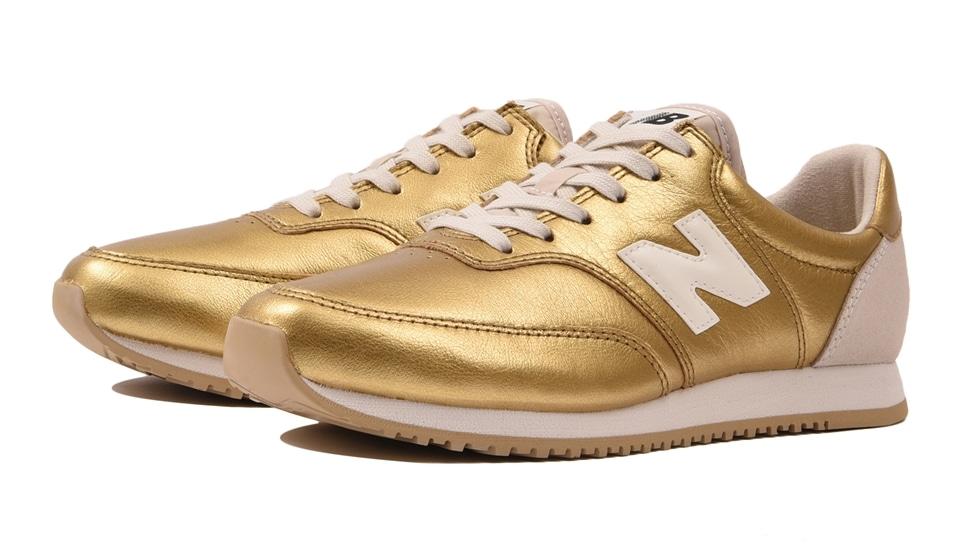 (NB公式アウトレット)【40%OFF】 ウイメンズ WLC100 AT (ゴールド) スニーカー シューズ 靴 ニューバランス newbalance セール