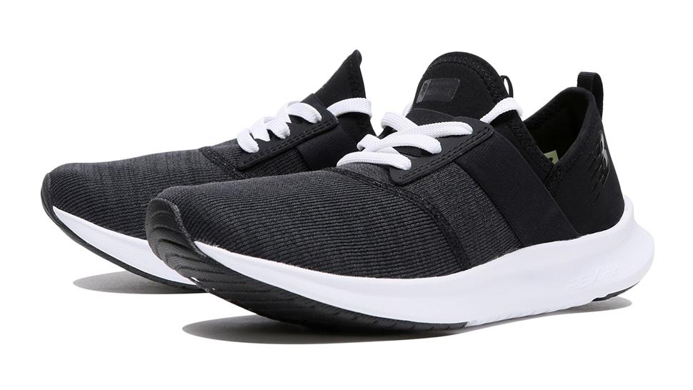 (NB公式アウトレット)【30%OFF】 ウイメンズ NB NERGIZE W BK2 (ブラック) トレーニングシューズ 靴 ニューバランス newbalance セール