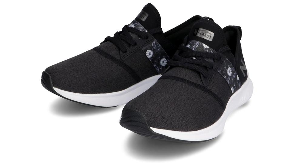 (NB公式アウトレット)【30%OFF】 ウイメンズ NB NERGIZE W PK2 (ブラック) トレーニングシューズ 靴 ニューバランス newbalance セール