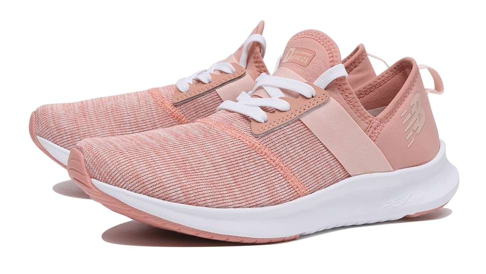 (NB公式アウトレット)【30%OFF】 ウイメンズ NB NERGIZE W PL2 (ピンク) トレーニングシューズ 靴 ニューバランス newbalance セール