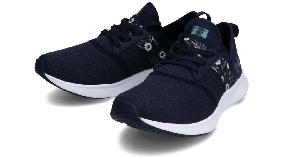 (NB公式アウトレット)【30%OFF】 ウイメンズ NB NERGIZE W PN2 (ブルー) トレーニングシューズ 靴 ニューバランス newbalance セール
