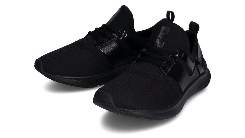 (NB公式アウトレット)【30%OFF】 ウイメンズ NB NERGIZE SPORT W LA1 (ブラック) トレーニングシューズ 靴 ニューバランス newbalance セール