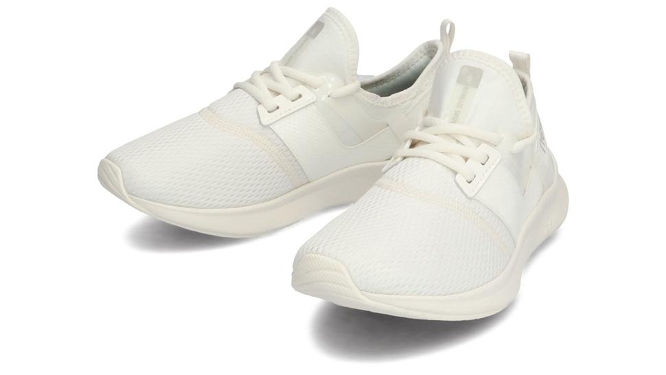 (NB公式アウトレット)【30%OFF】 ウイメンズ NB NERGIZE SPORT W LD1 (ホワイト) トレーニングシューズ 靴 ニューバランス newbalance セール