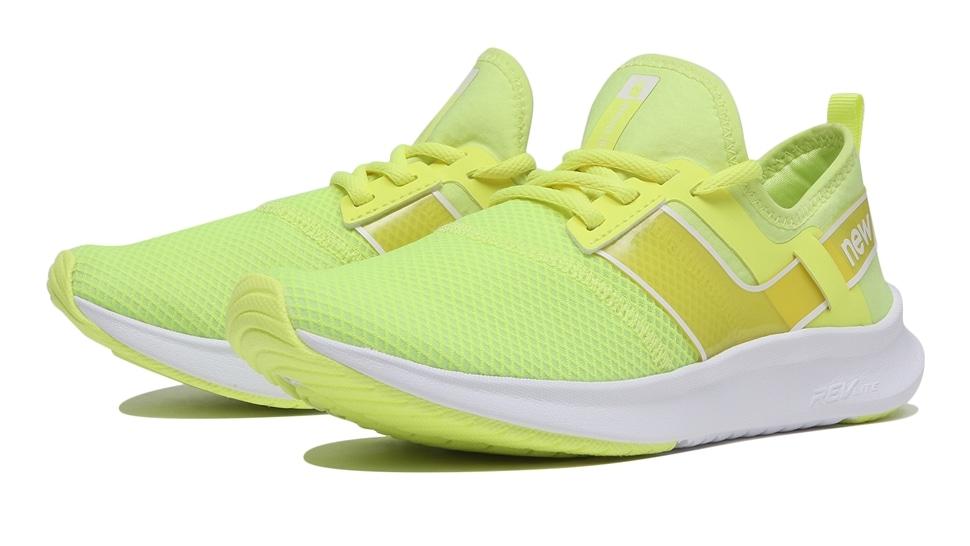 (NB公式アウトレット)【30%OFF】 ウイメンズ NB NERGIZE SPORT W TL1 (イエロー) トレーニングシューズ 靴 ニューバランス newbalance セール