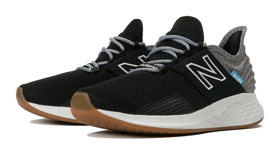 (NB公式アウトレット)【50%OFF】 ウイメンズ FRESH FOAM ROAV W TK (ブラック) ランニングシューズ 靴 ニューバランス newbalance セール
