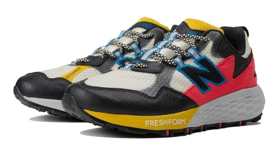 (NB公式アウトレット)【50%OFF】 ウイメンズ FRESH FOAM CRAG TRAIL W LS2 (レッド) ランニングシューズ 靴 ニューバランス newbalance セール