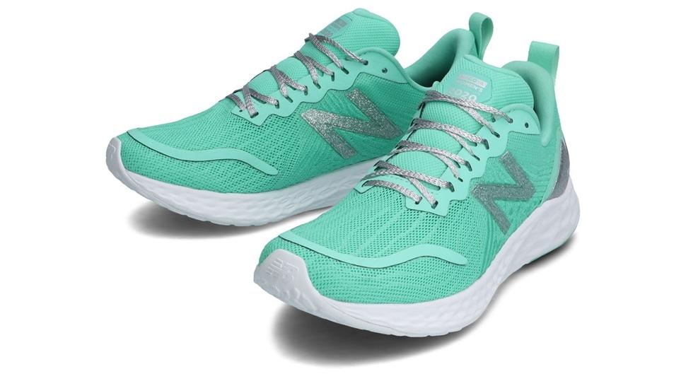 (NB公式アウトレット)【50%OFF】 ウイメンズ FRESH FOAM TEMPO W NT1 (ブルー) ランニングシューズ 靴 ニューバランス newbalance セール