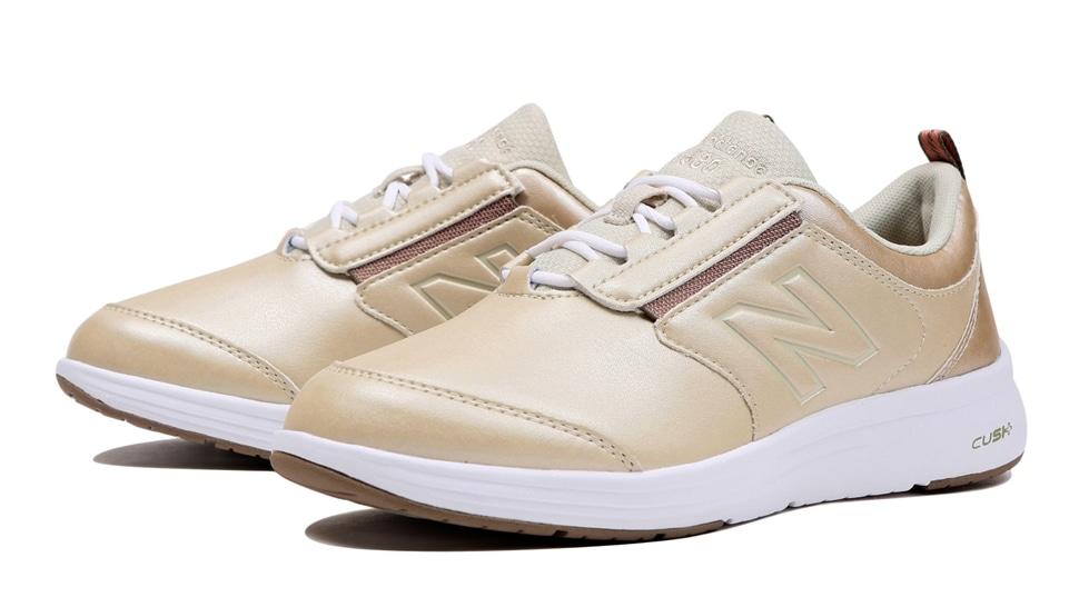 (NB公式アウトレット)【30%OFF】 ウイメンズ WW630 C6 (PEARL BEIGE) ウォーキングシューズ 靴 ニューバランス newbalance セール