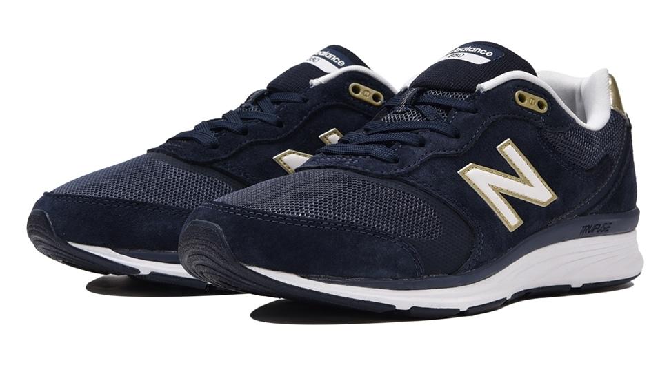 (NB公式アウトレット)【30%OFF】 ウイメンズ WW880 NG4 (ブルー) ウォーキングシューズ 靴 ニューバランス newbalance セール