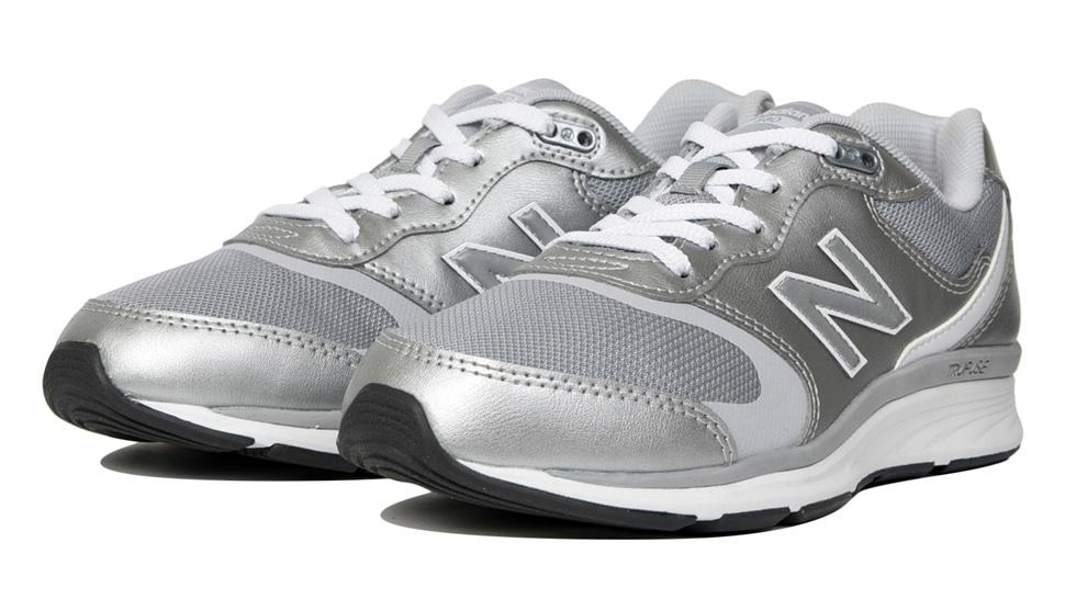 (NB公式アウトレット)【30%OFF】 ウイメンズ WW880S S4 (シルバー) ウォーキングシューズ 靴 ニューバランス newbalance セール