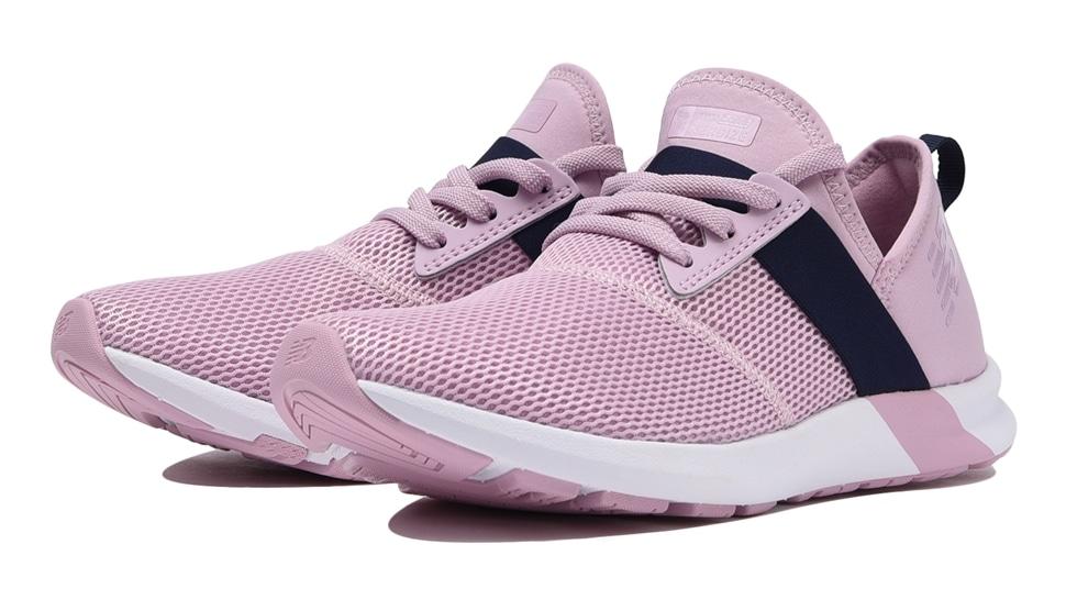 (NB公式アウトレット)【50%OFF】 ウイメンズ FUEL CORE NERGIZE W GP (ピンク) トレーニングシューズ 靴 ニューバランス newbalance セール