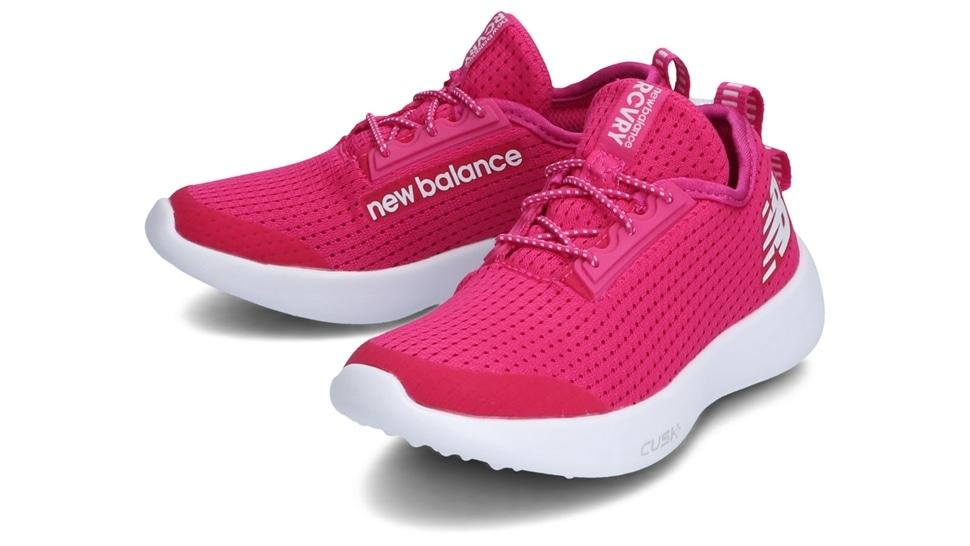 (NB公式アウトレット)【40%OFF】 キッズ NB RCVRY Y PN (ピンク) ランニングシューズ 靴 ニューバランス newbalance セール