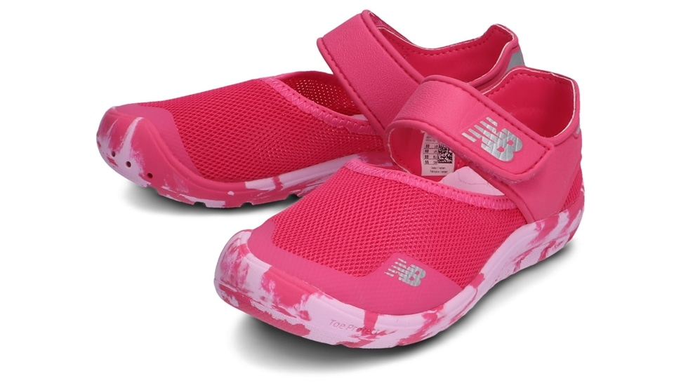 (NB公式アウトレット)【30%OFF】 キッズ YO208 MG2 (ピンク) スニーカー シューズ 靴 ニューバランス newbalance セール