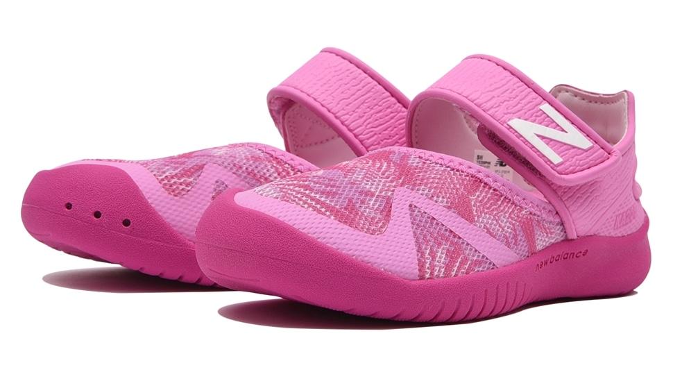 (NB公式アウトレット)【50%OFF】 キッズ YO208 PNK (ピンク) スニーカー シューズ 靴 ニューバランス newbalance セール