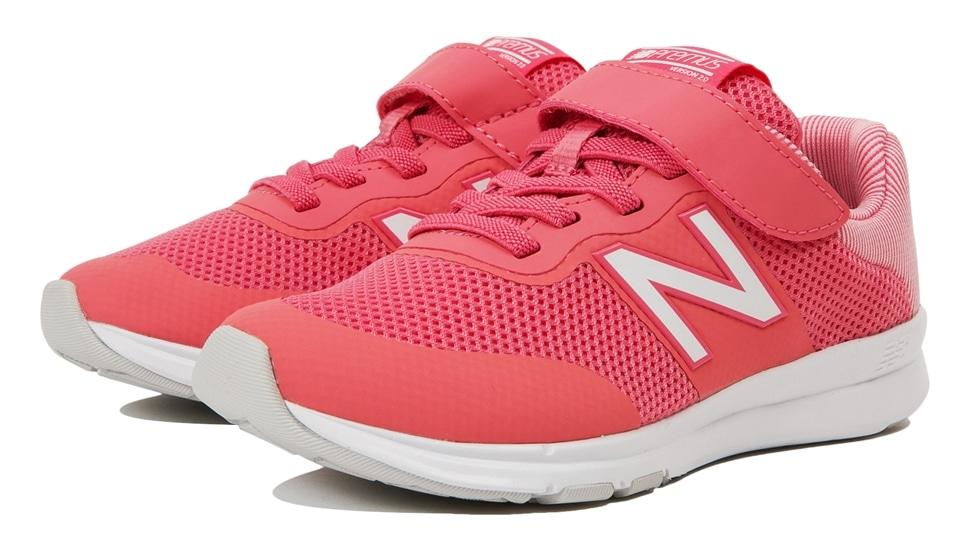 (NB公式アウトレット)【50%OFF】 キッズ PREMUS Y PK (ピンク) ランニングシューズ 靴 ニューバランス newbalance セール