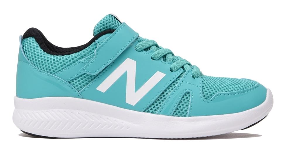 (NB公式アウトレット)【30%OFF】 キッズ YT570 GR (グリーン) ランニングシューズ 靴 ニューバランス newbalance セール