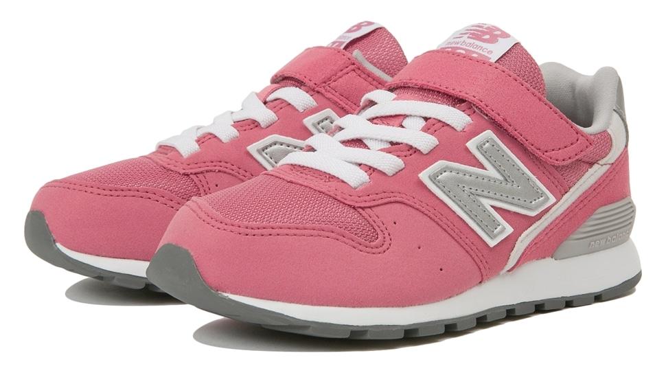 (NB公式アウトレット)【30%OFF】 キッズ YV996 CPK (ピンク) スニーカー シューズ 靴 ニューバランス newbalance セール