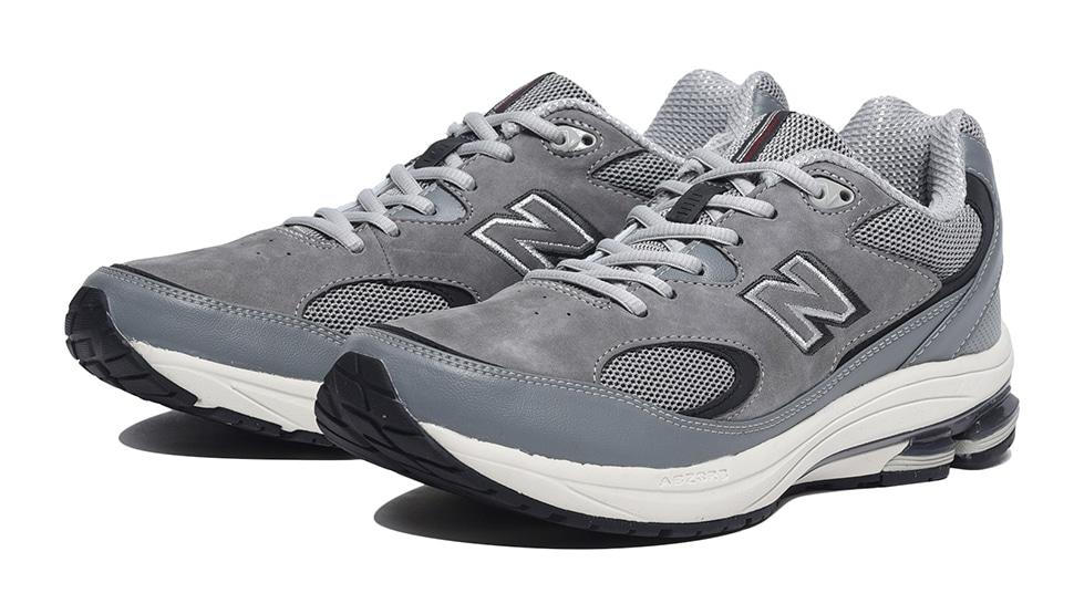 (NB公式アウトレット)【30%OFF】 メンズ MW1501 MG (グレー) ウォーキングシューズ 靴 ニューバランス newbalance セール